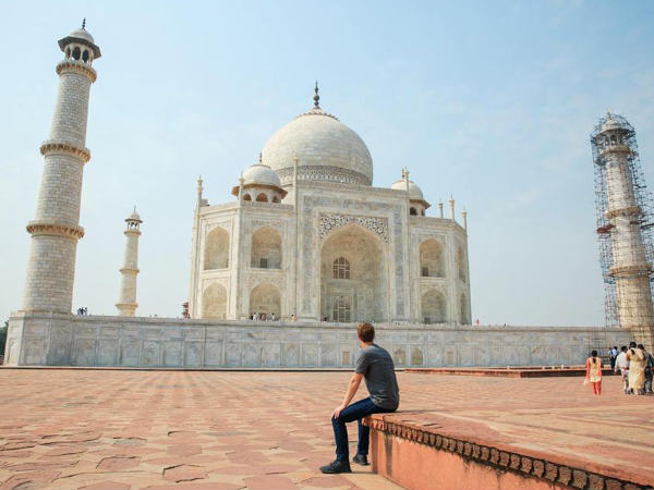 Taj Mahal more stunning than I expected: Zuckerberg