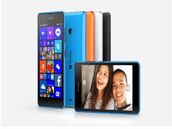 Microsoft India Brings Buyback Offer for Lumia 540, Priced At 7,199