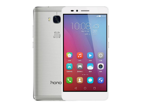 Huawei Honor Play 5X with Unibody Design and 3GB RAM Announced