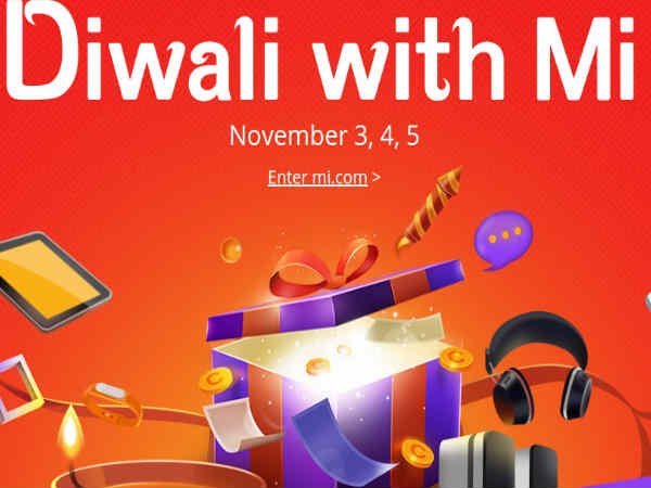 Xiaomi to offer Rs 1 flash sale this Diwali, starting Nov 3
