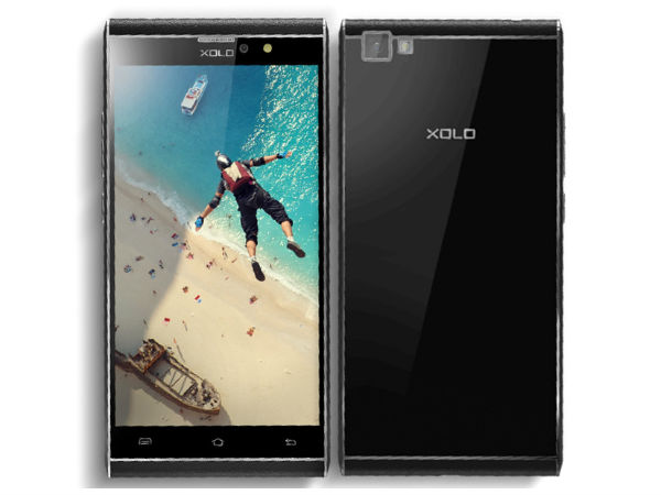 Xolo Black 1X Black with a Premium Design & 13MP PDAF camera launched