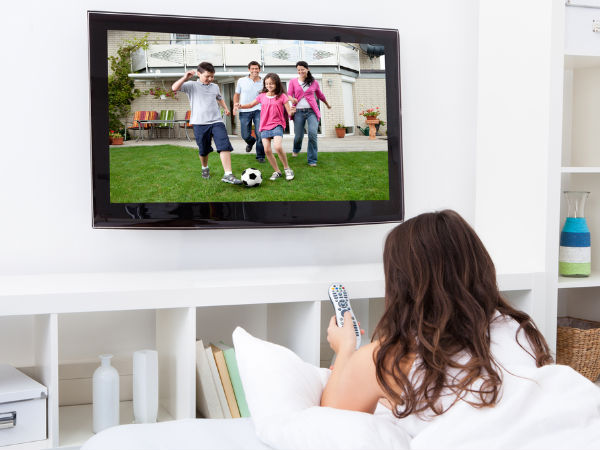 Watching TV for long may shorten your life