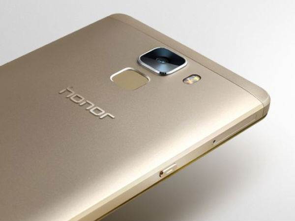 Huawei Honor 7 to receive Android Marshmallow update