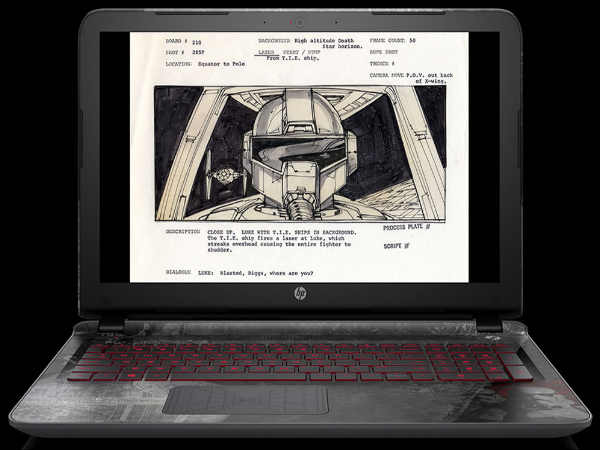 HP introduces special edition Star Wars notebook in India