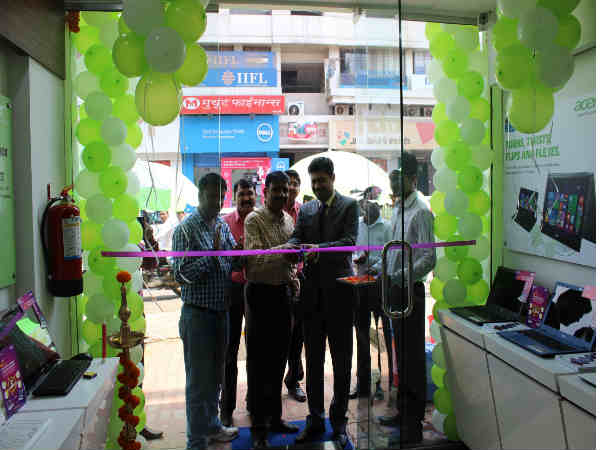 Acer opens exclusive Brand Store at Nashik in Maharashtra