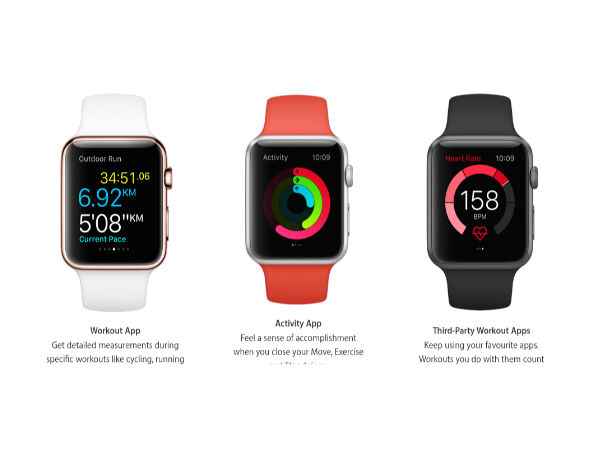 Apple Watch in India could start from Rs.39,900 to a whopping 14 lakhs