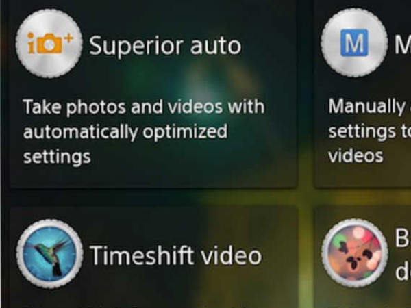 Use Superior Auto Mode for Professional Photography
