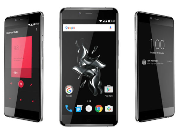 OnePlus X Launched At Rs 16,999 Featuring 5 inch AMOLED display