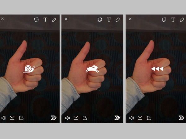 Snapchat integrates 3D Touch Functionality into iOS App
