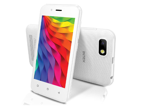 Intex Aqua Play with Android Lollipop 5.1 launched at Rs 3,249