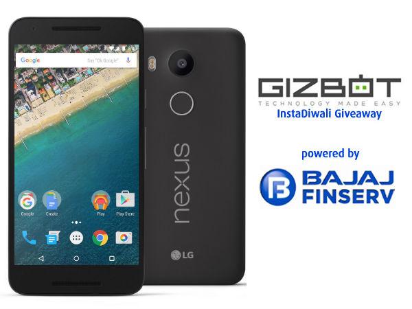 Celebrate #instaDiwali! Win a free Google Nexus 5X