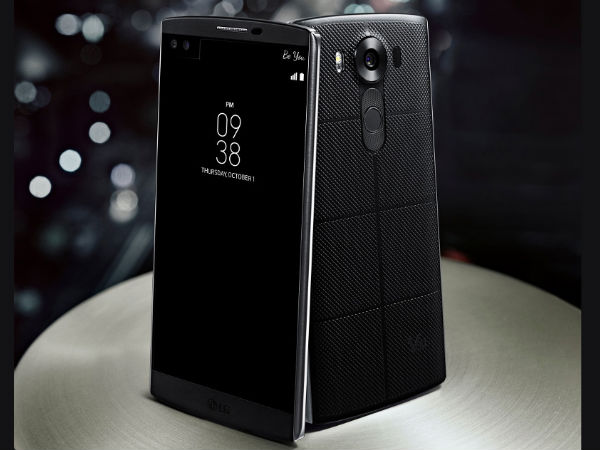 LG V10 smartphone reportedly to enter India by year end