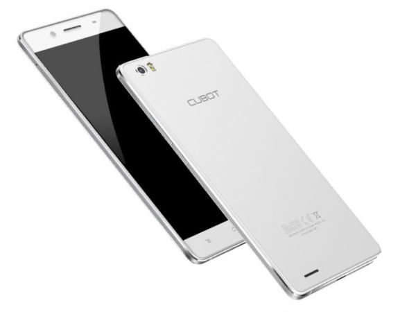 Cubot X16 A New Smartphone with 6.2mm Magnesium-Alloy Chassis launched