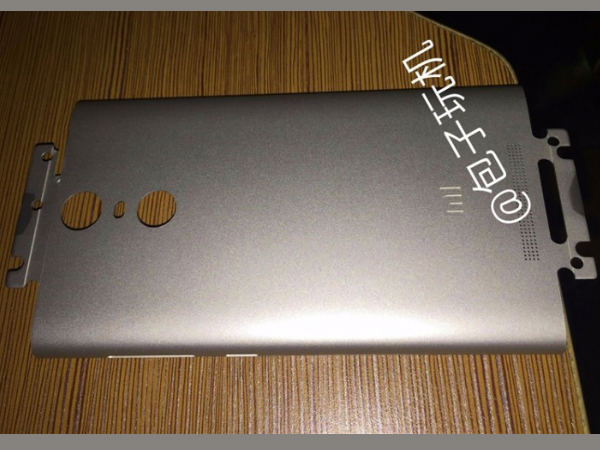 Xiaomi working on Metal clad Redmi Note 2 Pro