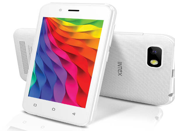 "Intex launches Aqua Young with 5"" display at Rs. 5,090"