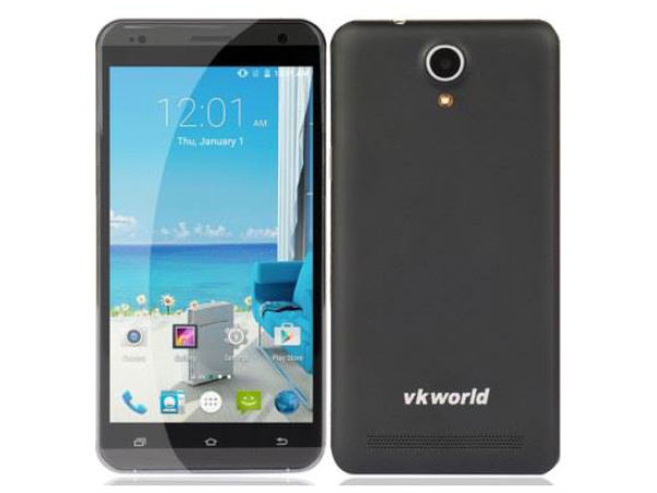 VK7000 Pro smartphone seen in hammering nails in an official video!
