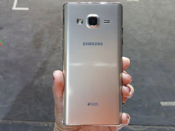 Samsung Launches Tizen Powered Z3 Smartphone at Rs 8,490