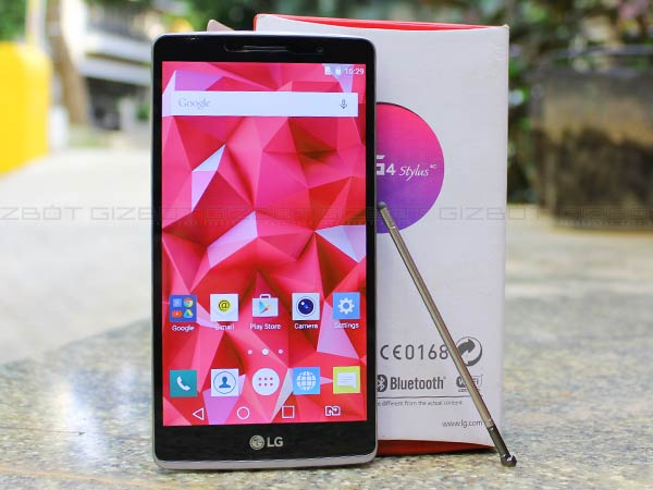 LG G4 Stylus Review