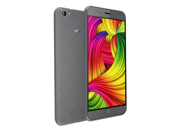 Intex Cloud Swift, Cheapest Smartphone With 3GB RAM And 4G LTE Support