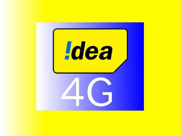 Idea to launch 4G services in 750 towns by H1 2016 In India