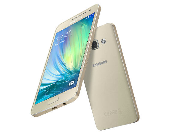 Samsung Galaxy A3 And A5 Successor Imported Into India For Testing