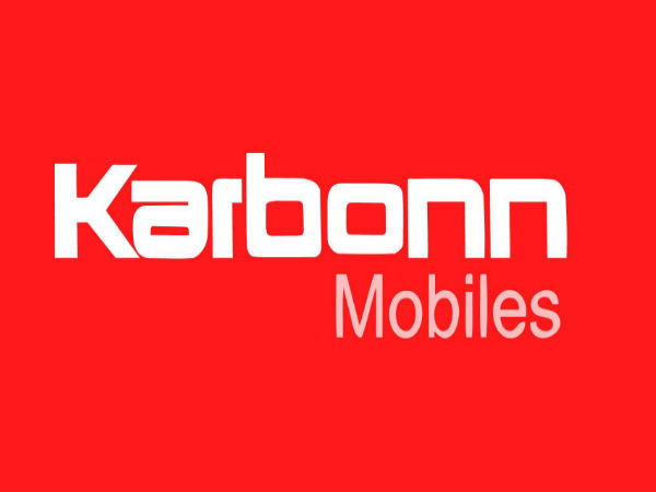 Karbonn to offer up to 50 percent discount on select smartphones