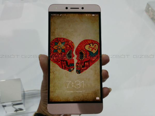 LeTV Le 1S First Impressions