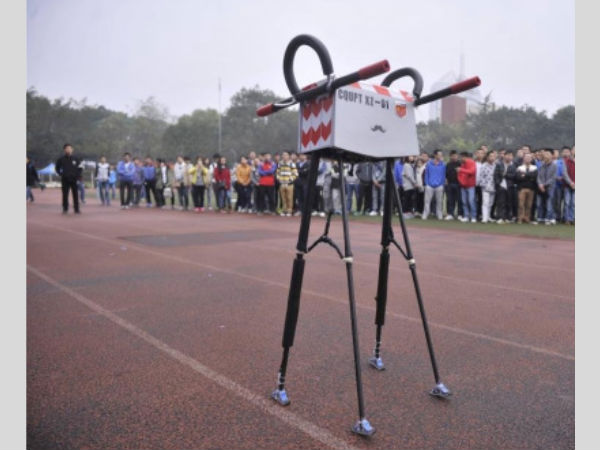 Chinese robot makes Guinness world record for walking 134 km