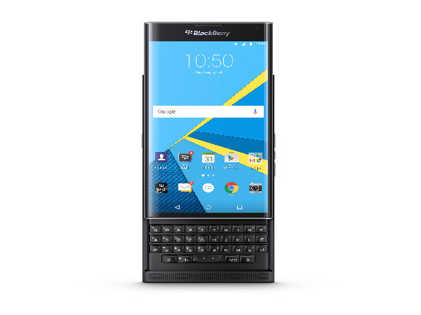 BlackBerry Priv Secure