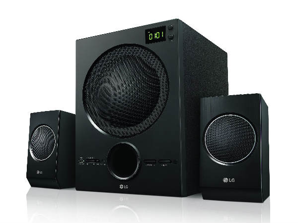 LG Boom Blast Multimedia Speakers at Rs. 6,990 with remote control