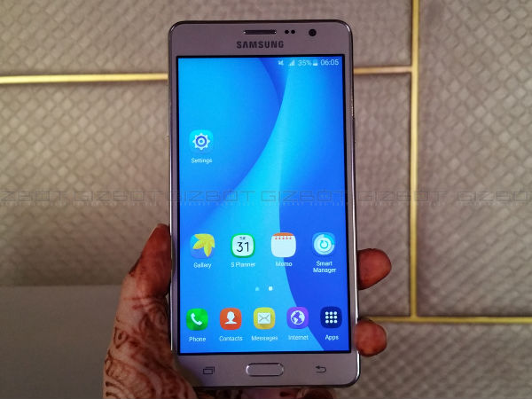 Samsung Galaxy On7 First Impressions