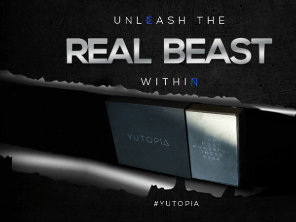 YU Yutopia takes a dig at iPhone 6S
