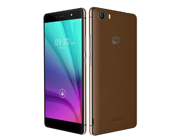 Micromax Canvas 5 Launched with Octa-Core CPU, CABC Feature