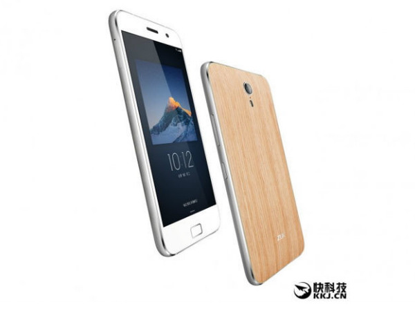 The ZUK Z1 is a special edition smartphone with Oak wood back cover