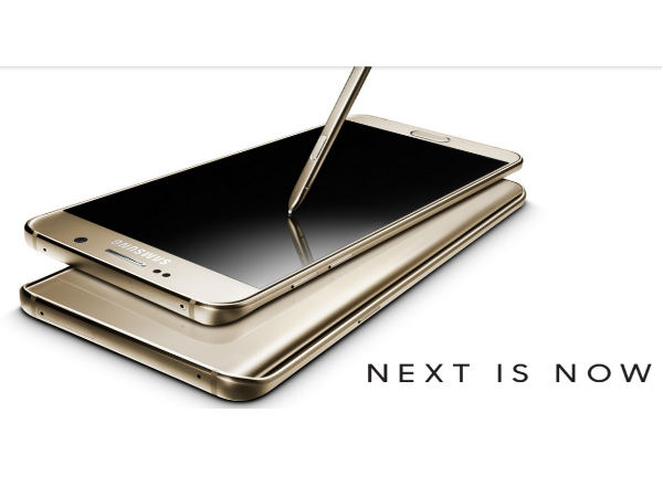 Samsung Galaxy Note 5 Receives Minor Update To Optimize Stability