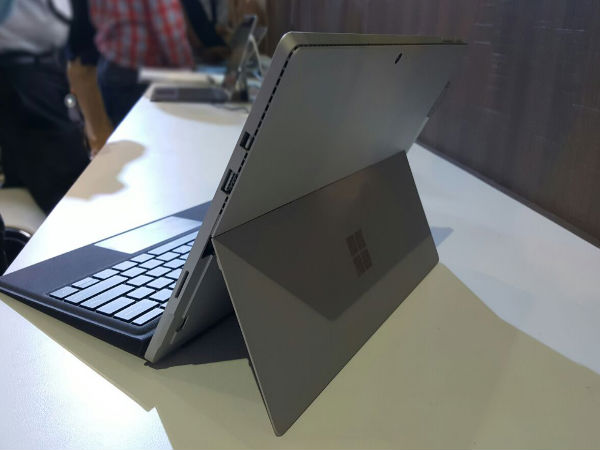 Microsoft Surface Pro 4 Announced for India Availability