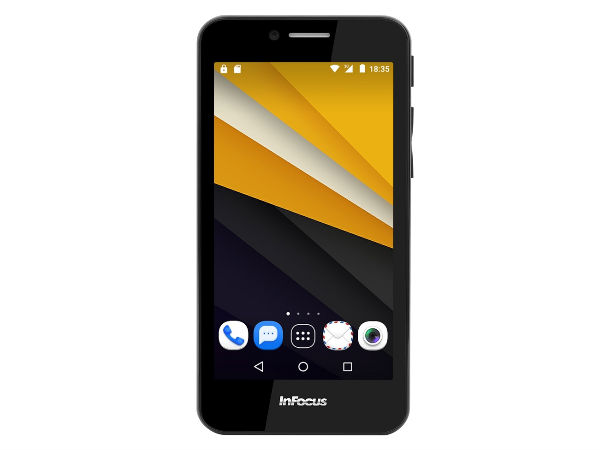 Infocus M260 budget 'Made in India' smartphone launched at Rs 3,999
