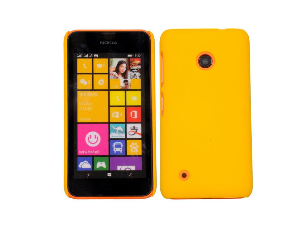 Flat 60% Off SNE Back Cover for Nokia Lumia 530 Dual Sim