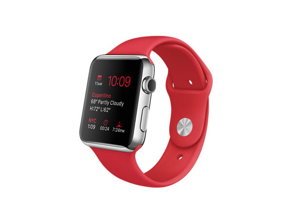 Apple Watch Launched in India Starting at Rs 30,900