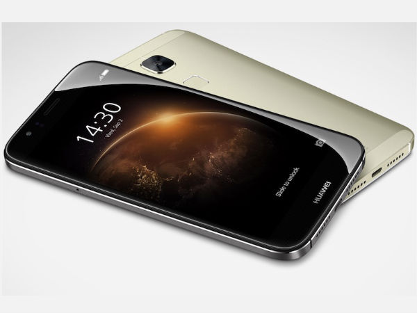 Huawei G7 Plus with 5.5 Inch display, Fingerprint Sensor now official
