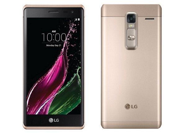 LG Zero mid-range smartphone with metal chassis launched
