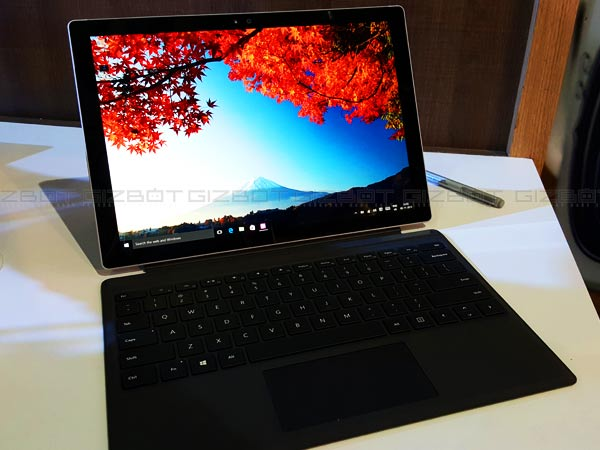 Microsoft Surface Pro 4 First Impression