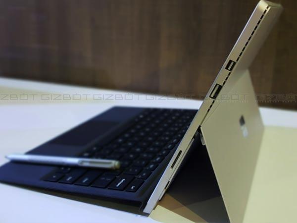 Microsoft Surface Pro 4 First Impression