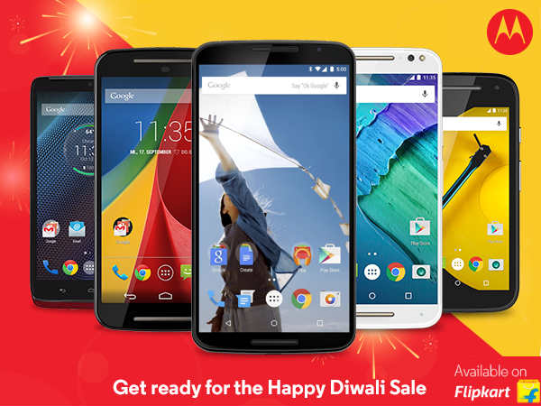 Diwali Offers: Motorola Brings a Range of Offers Across its Portfolio