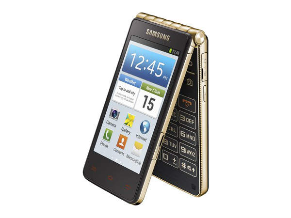 Samsung's Flip Phone Galaxy Golden 3 Receives TENAA certification