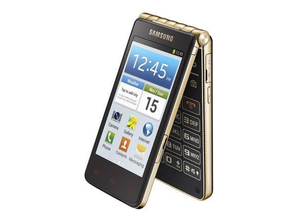 Samsung's Flip Phone Galaxy Golden 3 Receives TENAA certification