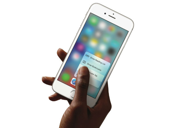 Top 5 Apps To Get Best Out of 3D Touch on Your iPhone 6S