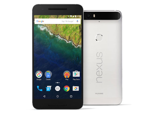 Huawei Nexus 6P users reporting cracked rear camera glass issue