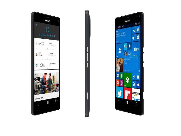 Microsoft Lumia 950 and 950XL to Go on Sale From November 20 [Report]