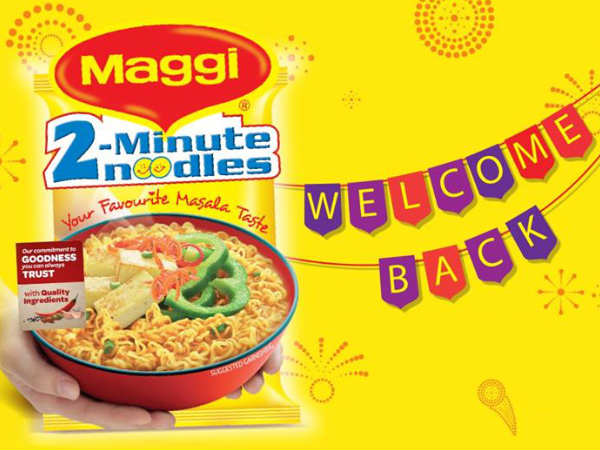 Maggi up for grabs through Snapdeal 'flash sale'